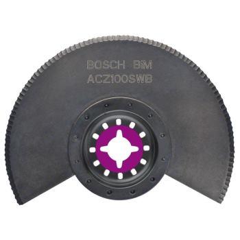 Segmentwellenschliffmesser ACZ 100 SWB, BIM, 100 m