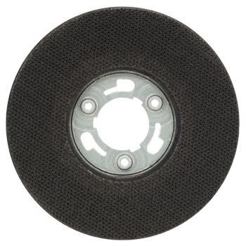 Kletthaftteller, SDS-pro, 100 mm, ungelocht, Klett