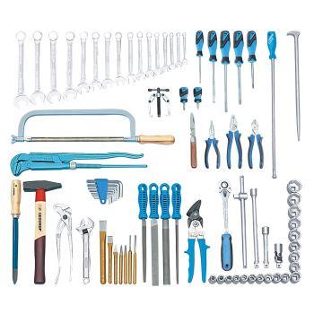Werkzeugsortiment Mechaniker 80-tlg