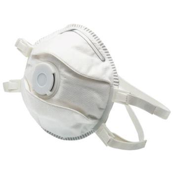 Feinstaubfiltermasken mit Ventil FFP 3 Box 5 Stück