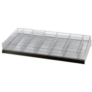 88100111 - Stahlfachboden für Kleinteile