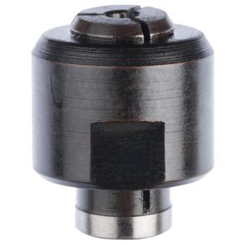 Spannzange mit Spannmutter, 3 mm, für Bosch-Gerads