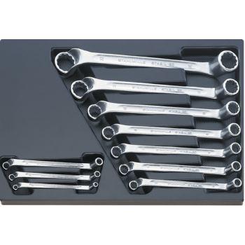 96838107 - Doppelringschlüssel 10 tlg.