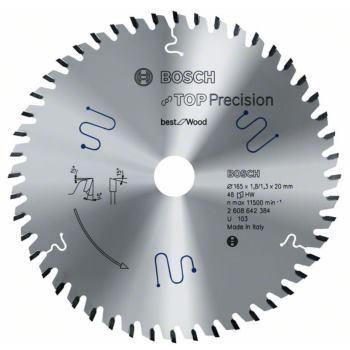 Kreissägeblatt Top Precision 165mm
