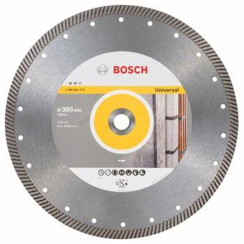 Diamanttrennscheibe Expert for Universal Turbo, 300 x 20,00 x 2,2 x 12 mm