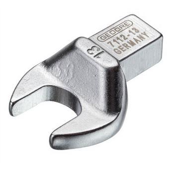Einsteckmaulschlüssel SE 9x12, 9 mm
