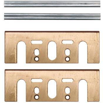 Wendemesser mit Druckplatten 82 mm