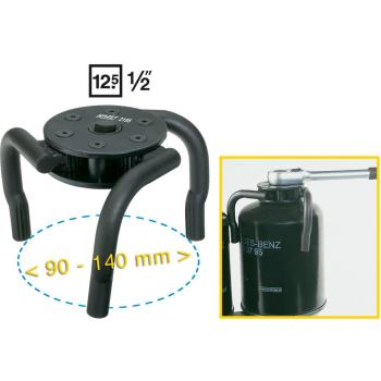 Kartuschen-Schlüssel 2195 · Vierkant hohl 12,5 mm(1/2 Zoll)