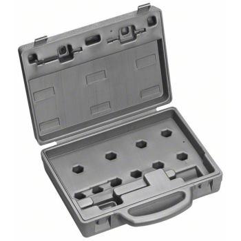 Lochsägen-Set-Koffer, leer, für individuelle 11er-