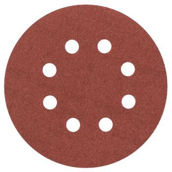 Schleifblatt Expert for Wood, 5er-Pack, 8 Löcher,