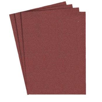 Schleifpapier, kletthaftend, PS 22 K Abm.: 100x115, Korn: 80