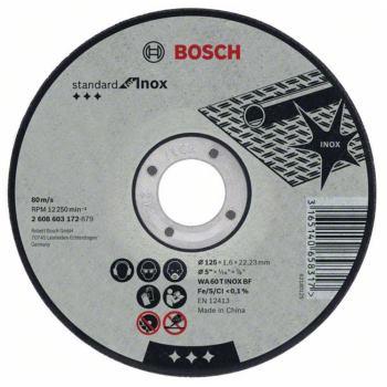 Trennscheibe gerade Standard for Inox WA 60 T BF,