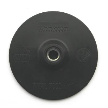 SCHLEIFTELLER ELASTISCH 125mm