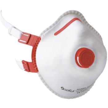 Atemschutzmaske Mandil FFP 3/V, mit Ventil (Packun