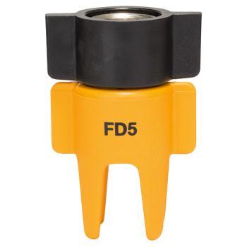 Flachstrahldüse für Bosch-Spritzpistole PSP 260, 0