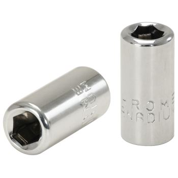 "1/4"" CHROMEplus® Bit-Adapter-Stecknuss 918.1421"