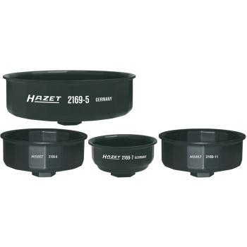 Ölfilter-Schlüssel 2169-6 · Vierkant hohl 12,5 mm(1/2 Zoll) · Außen-16-kant Profil