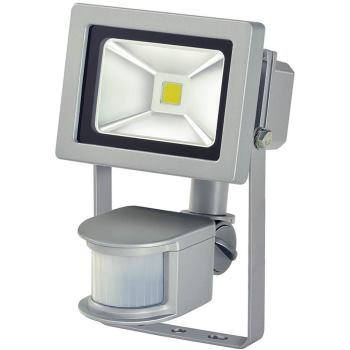 Chip-LED-Leuchte L CN 110 PIR IP44 mit Infrarot-Be