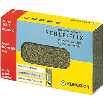 Schleiffix Handklotz SFK 655, 80x50x20 mm,Korn 240