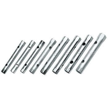 Doppelsteckschlüssel-Satz 8-tlg 6-22 mm