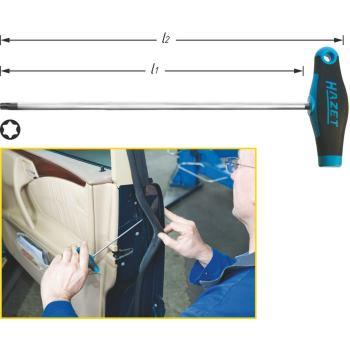 TORX® Schraubendreher 828LG-T20 · T20 · Innen TORX® Profil