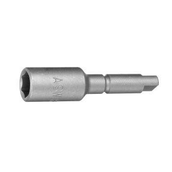 Kraft-Steckschlüssel-Einsatz 7 mm Form G 7 - SW 13