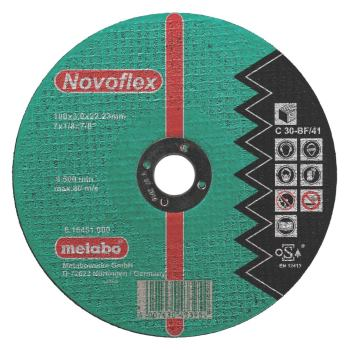 Novoflex 150x3,0x22,23 Stein, Trennscheibe, gerade