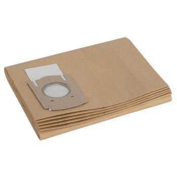 Papierfilterbeutel, passend zu GAS 12-50 RF, PAS 1