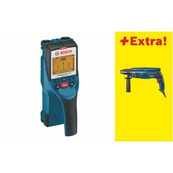 Ortungsgerät Wallscanner D-tect 150 mit GBH 2400