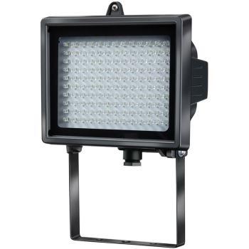 LED-Leuchte L130 IP44 7,4W 560lm 130xLED schwarz E