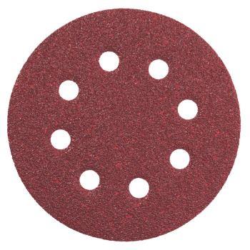 Haftschleifblätter Korn 80 125 mm Durchmesser 5 S