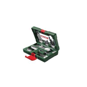Bitsatz Bohrerset V-Line Box 41-teilig