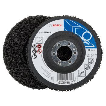 Reinigungsvlies, 115 mm, 22,23 mm, SiC, 8350 U/min