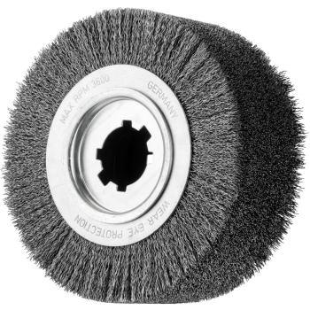 Rundbürste, ungezopft RBU 250100/50,8 ST 0,50
