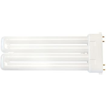 Kompaktleuchtstofflampe 36W 2800lm 78lm/W 4000K 2G