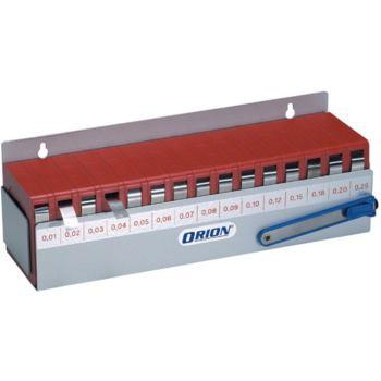Fühlerlehrenband 0,01 - 0,25 mm komplettes Sortim