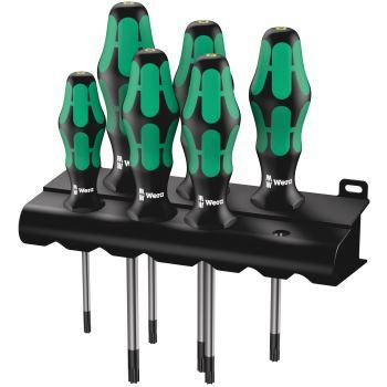367/6 TORX® BO Kraftform Plus TORX® BO-Schraubendr ehersatz + Rack