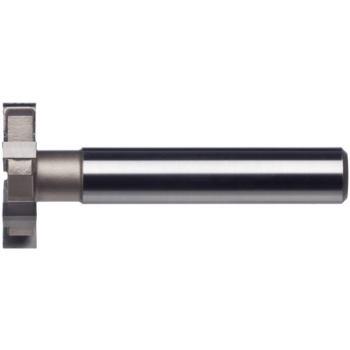 Hartmetall Schlitzfräser K 10 zyl. 12,5x4 mm