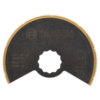 Segmentsägeblatt SACI 85 EB, BIM-TiN, Multi Materi