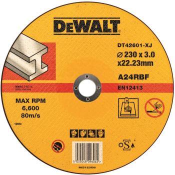 Standard Metall-Trennscheibe - flach DT42601