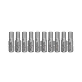 Bits, Vorteilspack 10-tlg Sechskant 2 mm