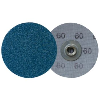 Quick-Change-Disc, QMC 411, Abm.: 50 mm , Korn: 80