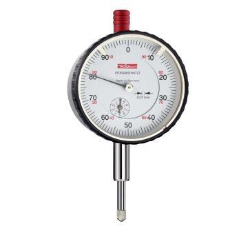 Messuhr 0,01mm / 10mm / 58mm / Stoßschutz / ISO 463 - DIN 878 10017