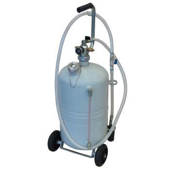 Ölabgabegerät 24l pneumatisch fahrbar 3400125
