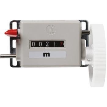 Meterzähler Messbereich 9999,9m Ziffernhöhe 4,5 mm