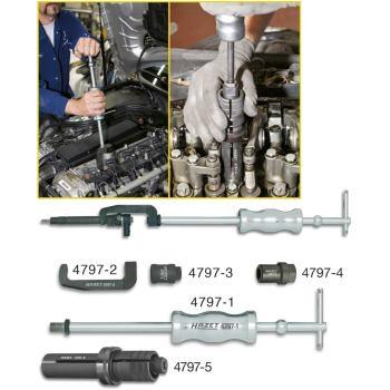 Injektor-Abzieher 4797/2 · l: 460 mm