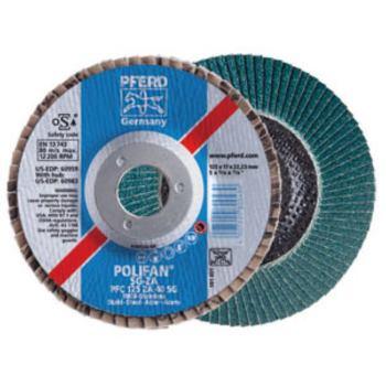 POLIFAN®-Fächerscheibe PFC 180 ZA 80 SG/22,23 Auslaufartikel