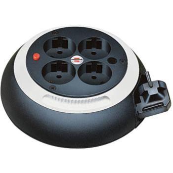 Comfort Line Kabelbox CL-S 4-fach schwarz/weiß 3m