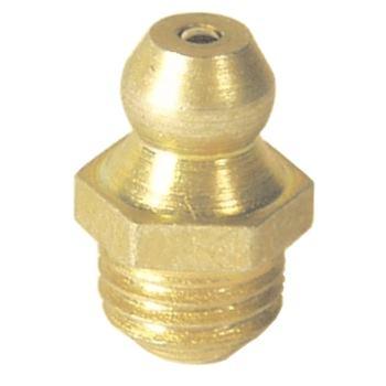 Hydraulik-Kegel-Schmiernippel H1 M10x1 DIN 71412