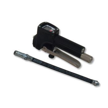 Digimet E5 Fettzähler mit Hochdruck-Gummipanzersch